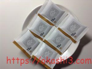 シャルロッテ 生チョコレート バニラ 個包装 パッケージ 絵柄