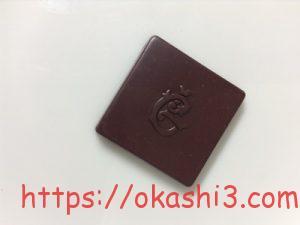 シャルロッテ 生チョコレート バニラ 絵柄 模様 紋章