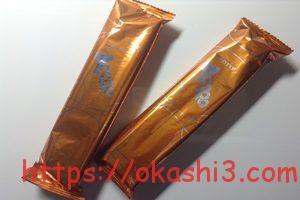 ロッテ 味わい濃厚トッポ 香ばし栗 個包装 パッケージ