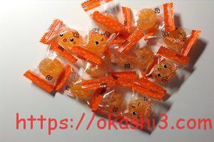 川口製菓 みかんちゃん 個数 値段 カロリー