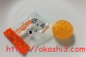 川口製菓 みかんちゃん リングキャンディー