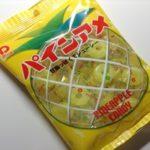 パインアメ カロリー 値段 原材料 栄養成分