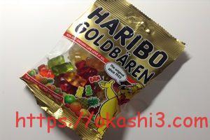 HARIBO ゴールドベア 値段 定価