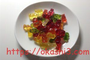 HARIBO ゴールドベア カロリー