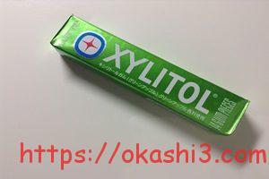 XYLITOL キシリトール グリーンアップル 値段