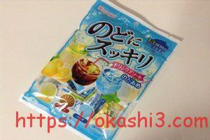 春日井製菓 のどにスッキリ ドリンクアソート 値段