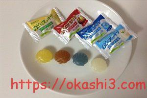 春日井製菓 のどにスッキリ ドリンクアソート 個包装 パッケージ