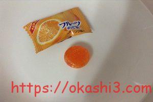 カバヤ フルーツのど飴 オレンジ味 口コミ 感想 レビュー