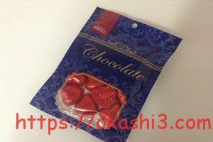 成城石井 ハート型ミルクチョコ 値段