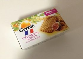 Gerble ジェルブレ イチジク&ブランビスケット