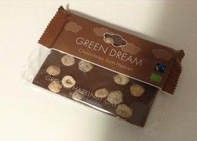 GREEN DREAM ミルクキャラメルヘーゼルナッツ