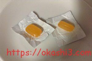 カンロ まるごとしぼった清見オレンジのど飴