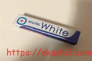 XYLITOL White キシリトールホワイト ベリー&クール