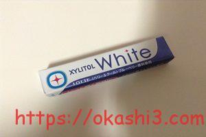 XYLITOL White ベリー&クール 値段