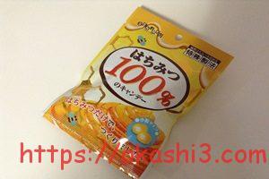 扇雀飴本舗 はちみつ100%のキャンディー 値段 カロリー