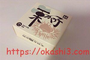 桜井甘精堂 純栗かの子 パッケージ 値段 カロリー