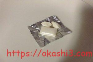 XYLITOL White ホワイトソーダ 断面