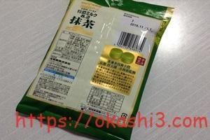 特濃ミルク8.2抹茶のげwん材料・栄養成分・カロリー・アレルギー