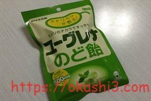UHA味覚糖ユーグレナのど飴