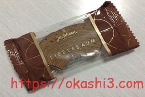 ユーハイムリーベスバウムチョコレートの値段・カロリー